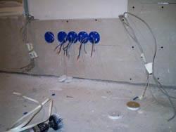 Электромонтажные работы в квартирах новостройках в Краснодаре. Электромонтаж компанией Русский электрик