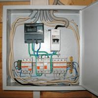Монтаж, установка, замена, ремонт электрического щитка в Краснодаре. Ремонт электрощита Краснодар. Индивидуальный квартирный электрощит в Краснодаре